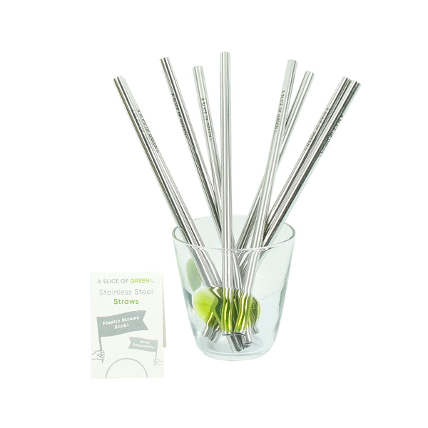 stainless steel straws for kids