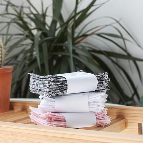 Vesta Living reusable face wipes