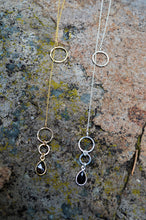 Load image into Gallery viewer, Smoky Quartz Lariat