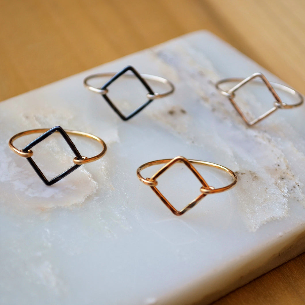 Square Rings