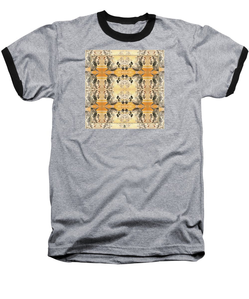 Sun Stallion - Baseball T-Shirt