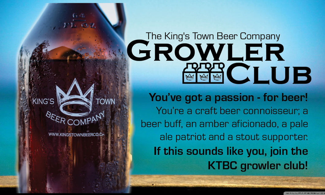 The Growler Sub Club