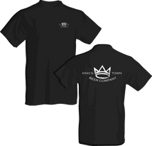 King's Town Black Tees