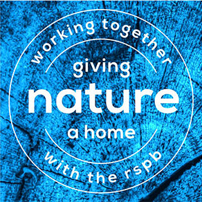We Donate 5% Gross Profit to the RSPB