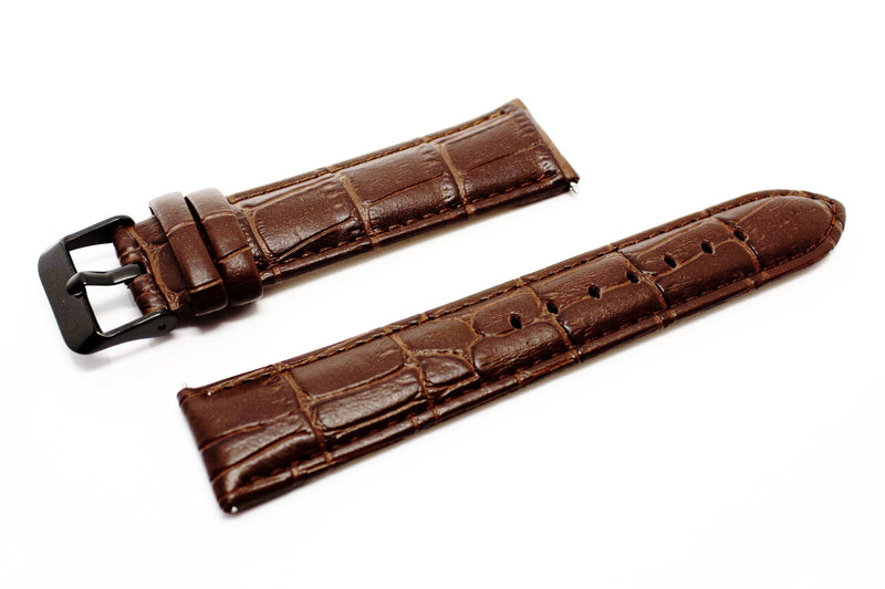 MC Brown Straps LOKDALE LTD