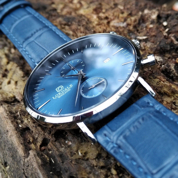 Nuthatch Chrono BluMoc LOKDALE LTD