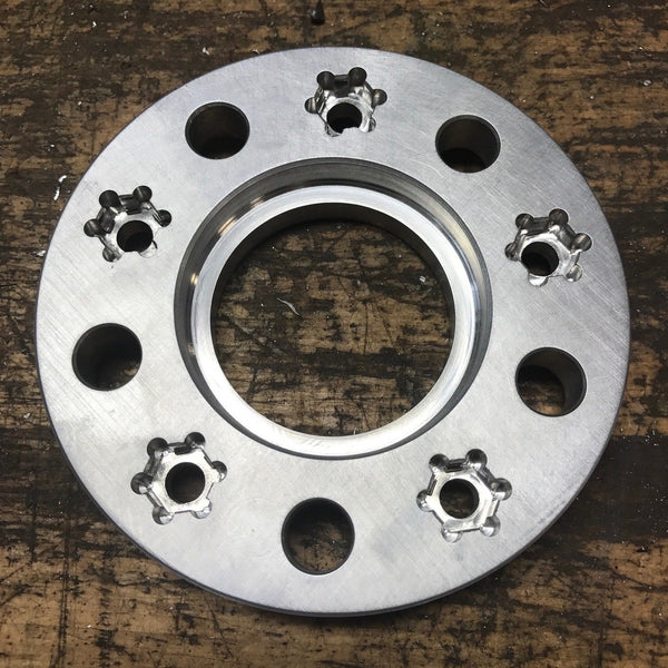 Sprocket Retainer Ring - Hauss Halo and Spacer