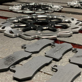 BRAKE PADS: DYNAMIC BRAKE PAD SET