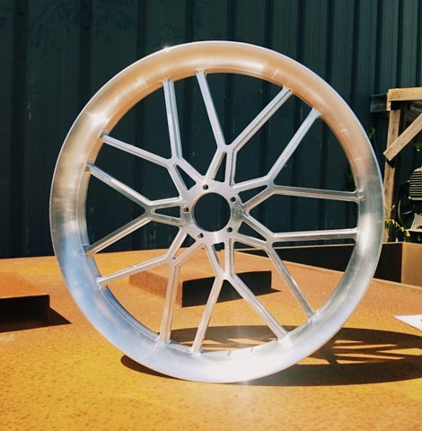 Wheels:  Merc