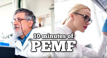 PEMF Therapy - 10 Minutes Of PEMF Therapy Education