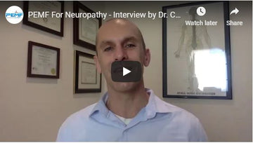 PEMF For Neuropathy - Interview By Dr. Cain with Robert Lewis