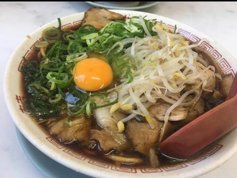 shoyu ramen in japan
