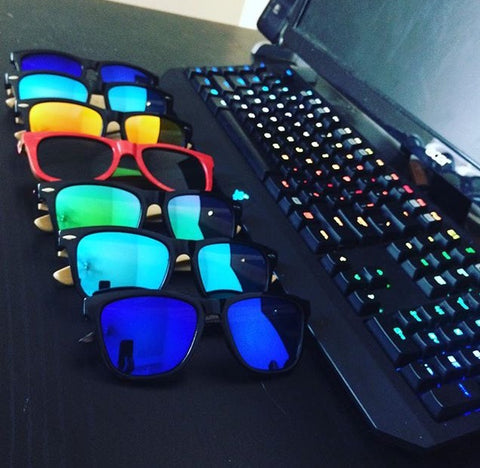 sunglasses for gaming