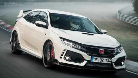Honda Civic Type-R Nürburgring Beating Super Cars