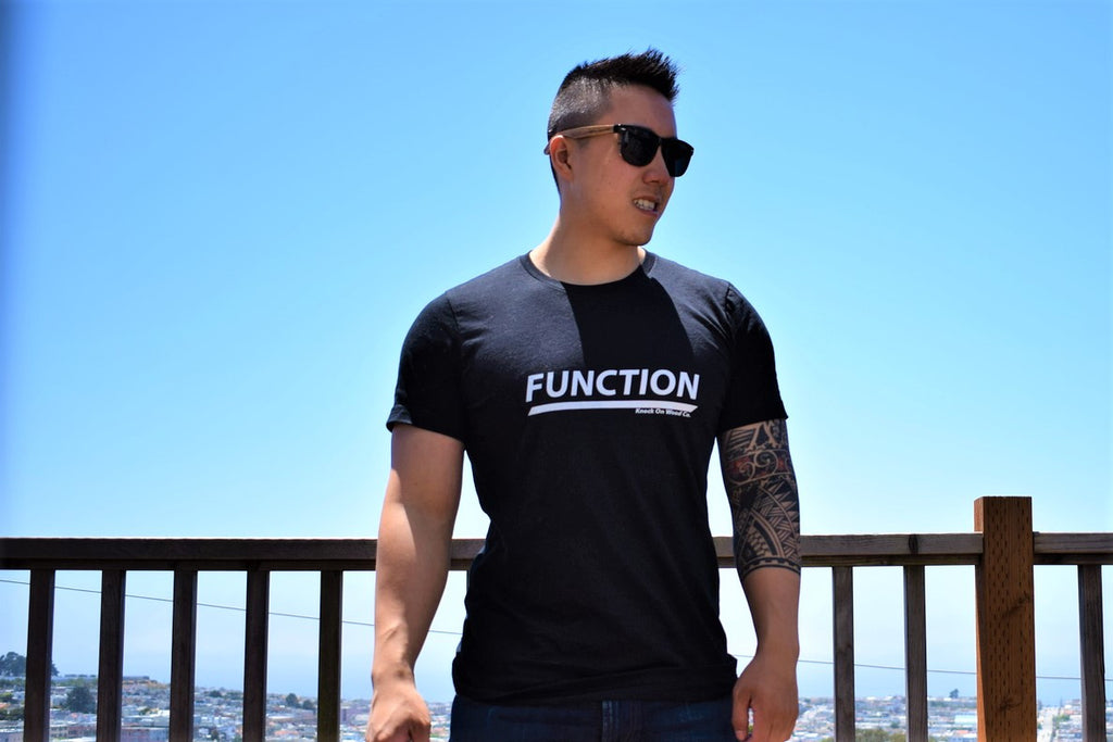 Function T-shirt - Knock On Wood Co