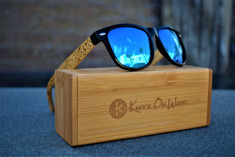 knocking on wood sunglasses