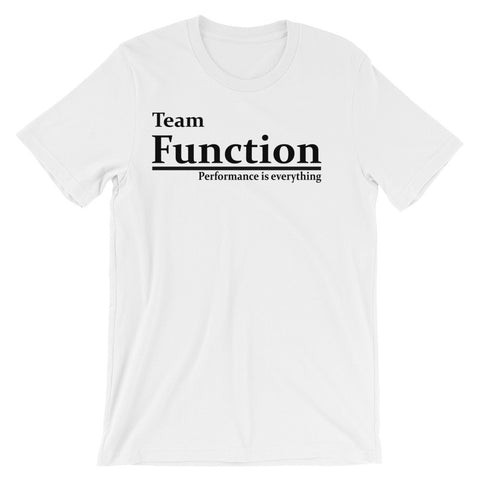 Team Function T-shirt - Knock On Wood Co