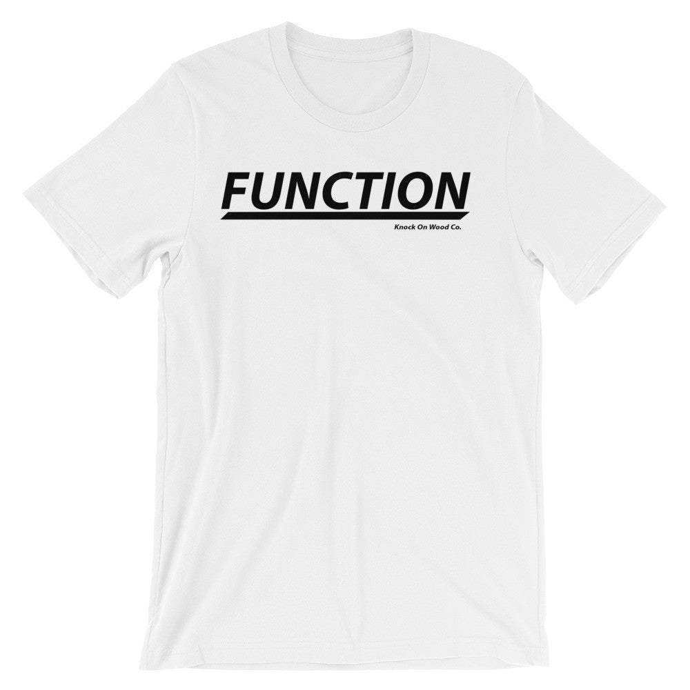 Function T-shirt