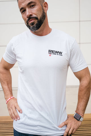 REWW My Time Is Now T-Shirt