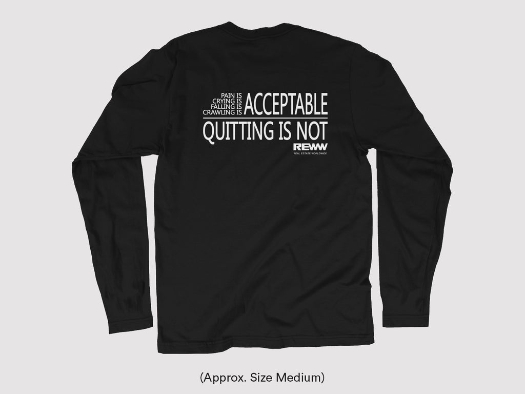 REWW Acceptable Long Sleeve