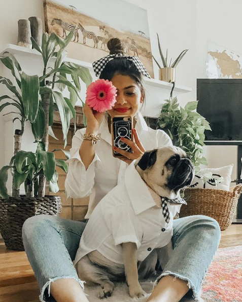 Top 5 Dog Mom Instagram Accounts and Bloggers to Follow for Twinning Outfits