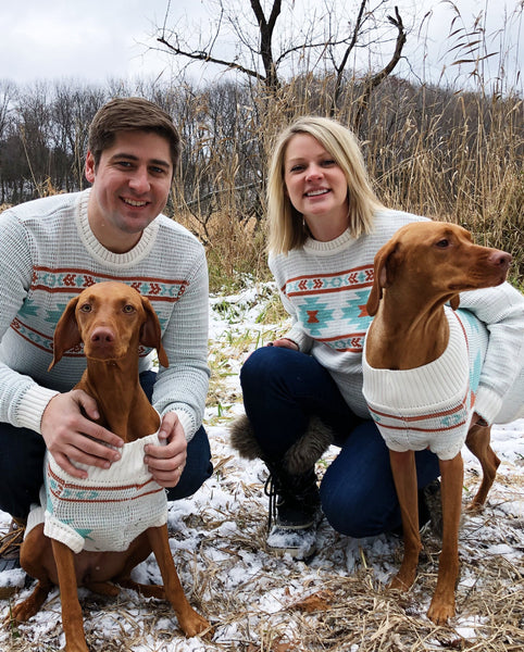 Kindred Spirits Sweater - Matching Sizes for Dogs + Humans