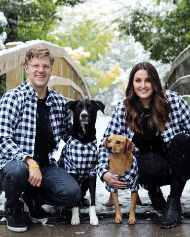 Matching Set - Fireside Flannel