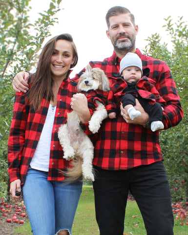 Matching Set - Great Plains Flannel