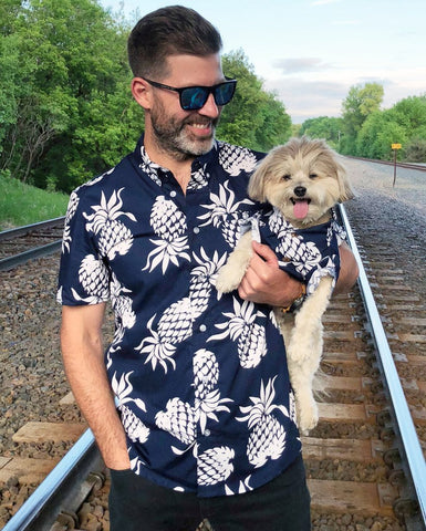 Stay Classy BBQ Shirt - Matching Sizes for Dogs + Humans
