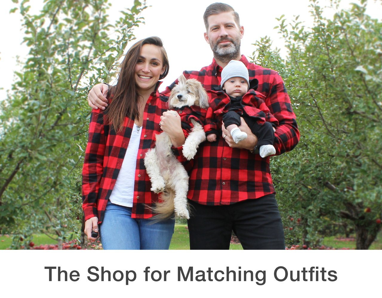 Matching Shirts for Dogs and People | Twinning Outfits for Dogs and Dog Parents