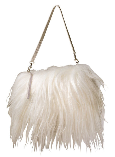 Icelandic lamb White clutch