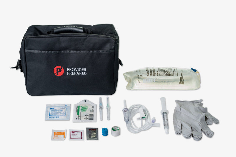 The Normal Saline IV Hydration Kit