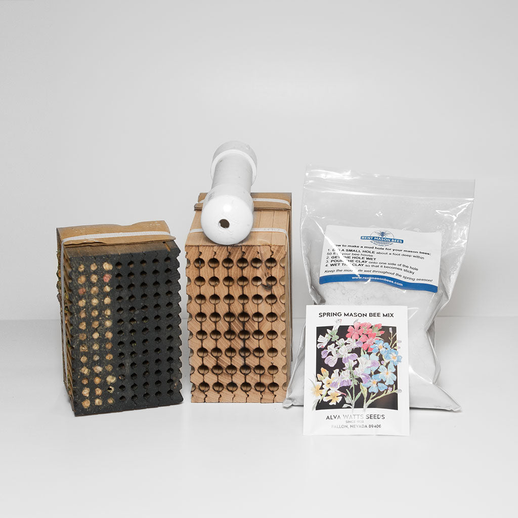 Pollinator Package Insert- Shipped To Your Home
