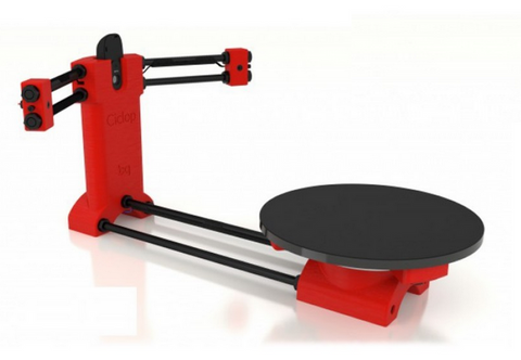Ciclop 3D Scanner, Brilliant Designs in 3D