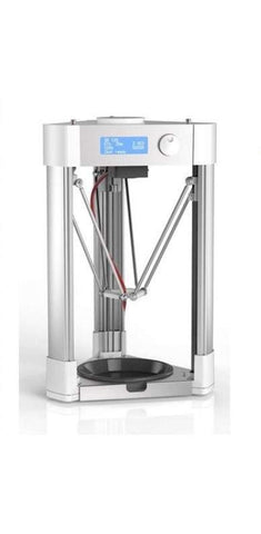 Brilliant Designs in 3D:Desktop Food 3D Printer Delta by Makers Muse