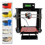 Geeetech Premium Prusa i3 Kit, Brilliant Designs in 3D