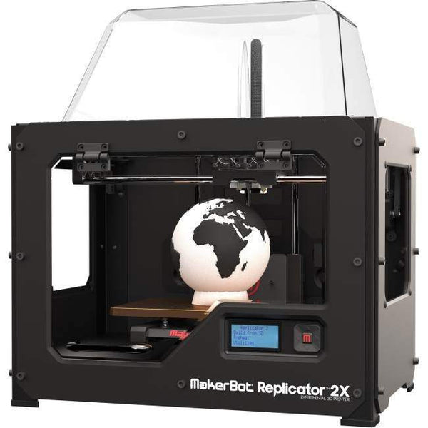 MakerBot Replicator 2X Experimental 3D Printer, Brilliant Designs in 3D