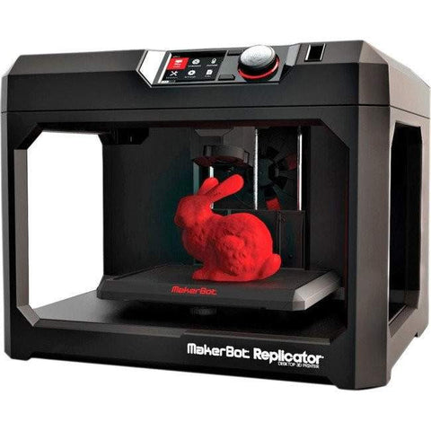MakerBot Replicator 3D Printer 5th Generation, Brilliant Designs in 3D