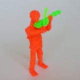 3Doodler Create Grrreally Green, Brilliant Designs in 3D