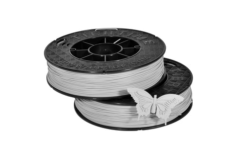 Brilliant Designs in 3D:UP Breathless Gray ABS Filament 1.75mm