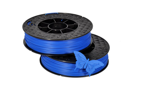 Brilliant Designs in 3D:UP Skydriver Cyan ABS Filament 1.75mm