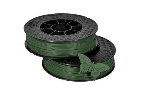 UP Treetop Green ABS Filament 1.75mm, Brilliant Designs in 3D