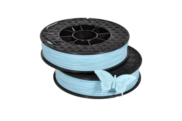 UP Spring Iced Aqua ABS Filament 1.75mm, Brilliant Designs in 3D
