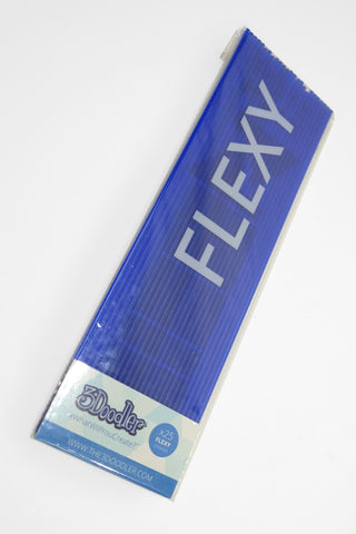 Brilliant Designs in 3D:3Doodler Create Blueberry Blue FLEXY