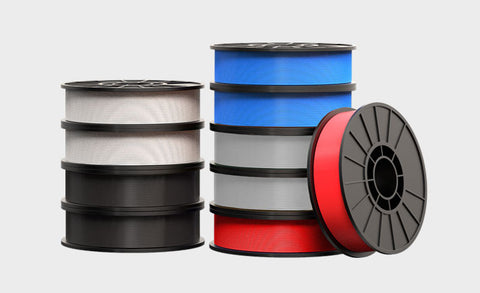 MakerBot 3D Printer ABS Filament, Brilliant Designs in 3D