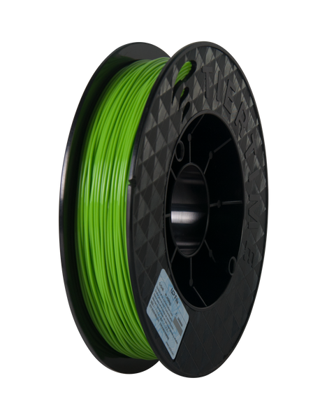 UP Green PLA Filament 1.75mm, Brilliant Designs in 3D