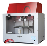 BIBO 2 touch X laser Dual extruder, Brilliant Designs in 3D
