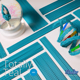 3Doodler Create Totally Teal, Brilliant Designs in 3D