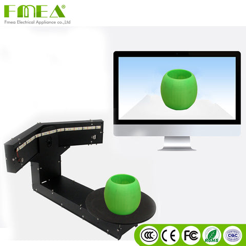 Fmea 3D Scanner, Brilliant Designs in 3D