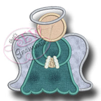 Angel Applique Design